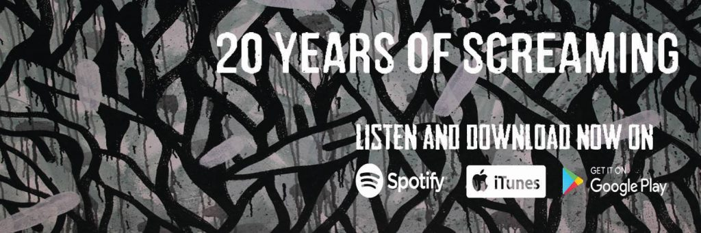 20 years of screaming - Spotify